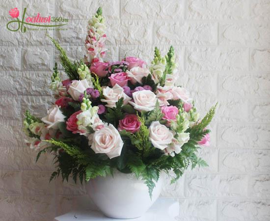 Dịch vụ hoa tươi định kì uy tín nhất