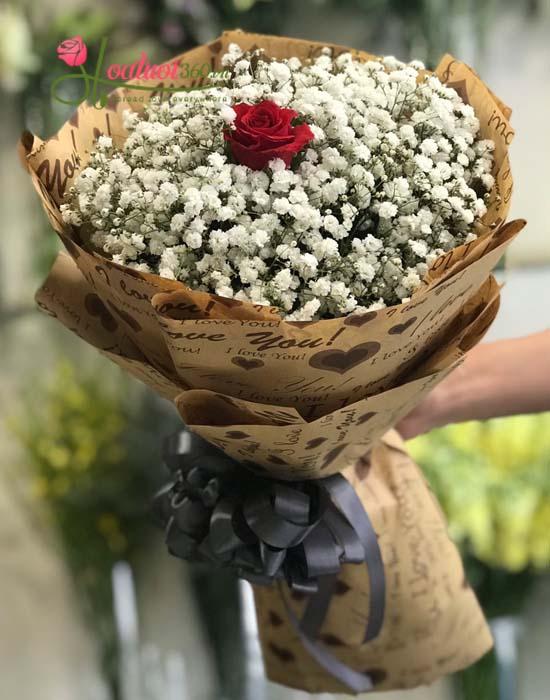 Lời chúc hoa tình yêu