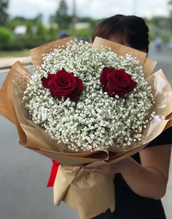 Bó hoa hồng Ecuador - Tình anh và em
