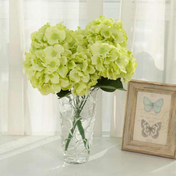 Giữ hoa cẩm tú cầu tươi lâu