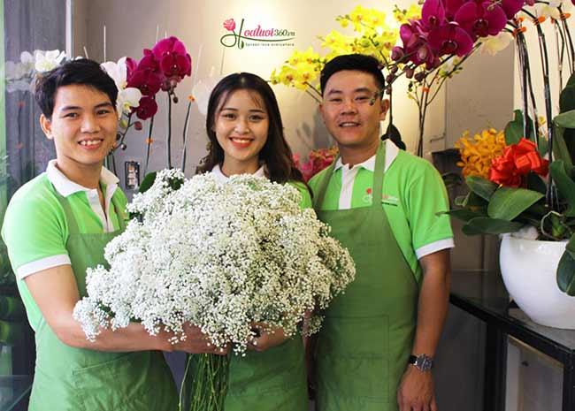 shop bán hoa baby đẹp