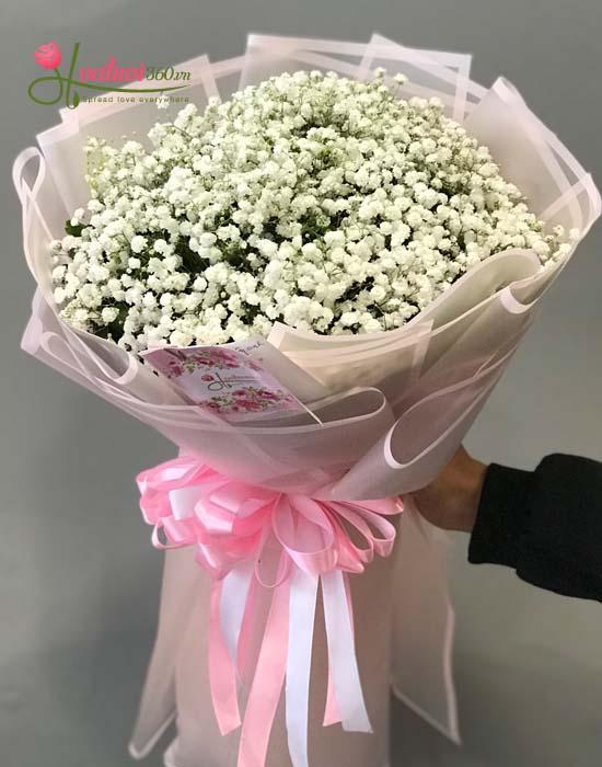 Hoa baby mừng sinh nhật bé