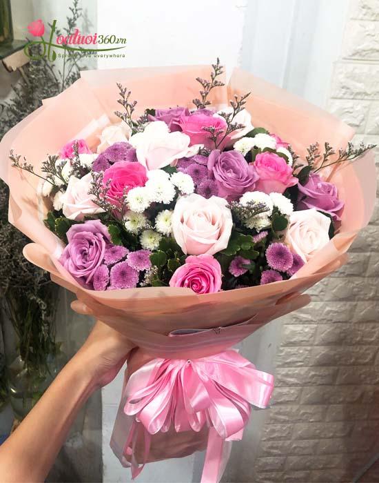 Dịch vụ đặt hoa online với những sản phẩm chất lượng