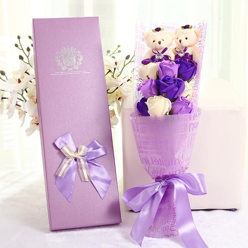 Hoa hồng sáp thơm tặng dịp nào