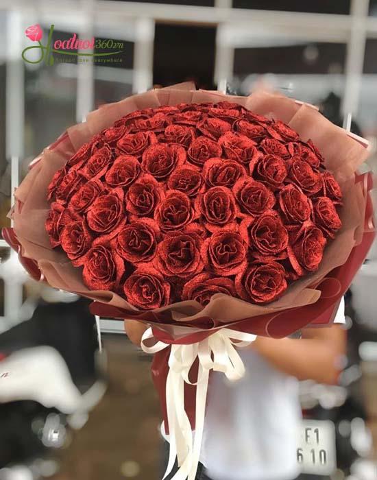 shop bán hoa hồng sáp thơm giá rẻ