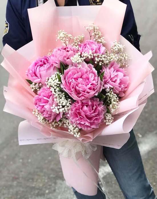 Tình cảm hơn với hoa tặng 20 tháng 10