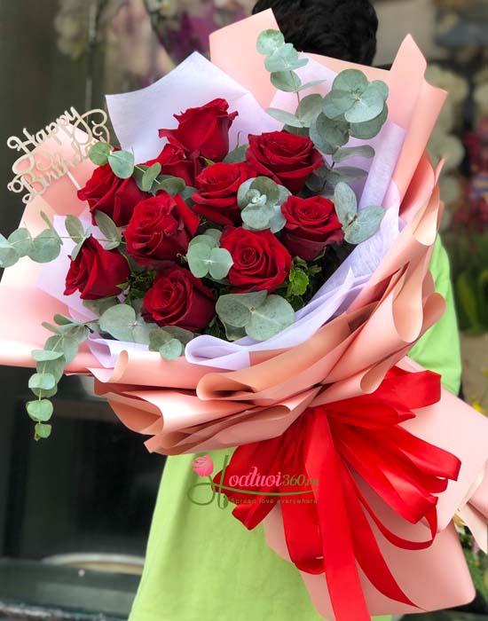 những bông hoa hồng đỏ đẹp nhất thế giới