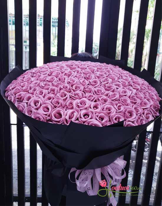 Shop hoa hồng sáp thơm bán chạy tại Tphcm sẽ mang đến bó hoa yêu thương nhất