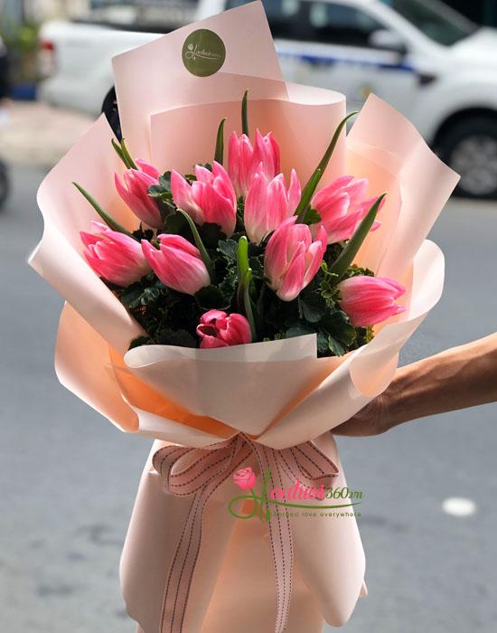 Tặng hoa tulip vào những dịp nào