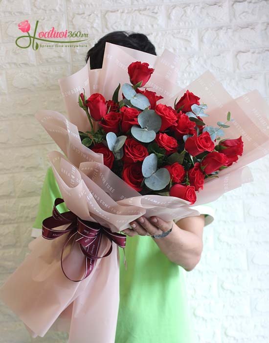 Hoa hồng tặng các dịp lễ