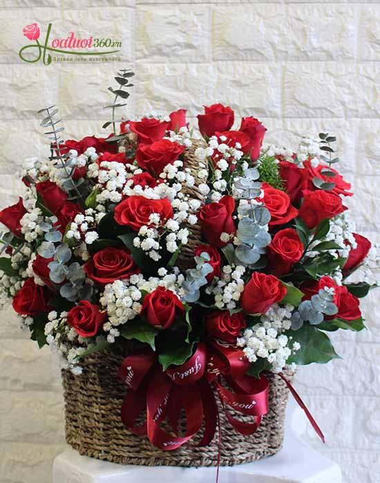 hoa sinh nhật đẹp tặng bạn thân