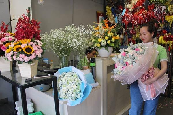 Hoa tươi 360 luôn đem đến khách hàng những mẫu hoa đẹp và chất lượng